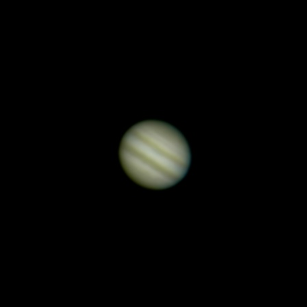 Jupiter Stacked