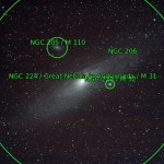M31 Plate Solved