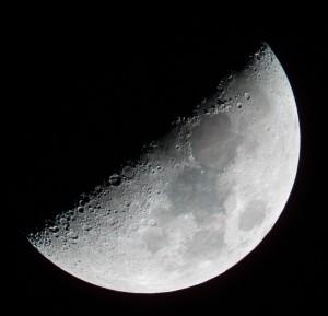 The Moon - 6/05/2014