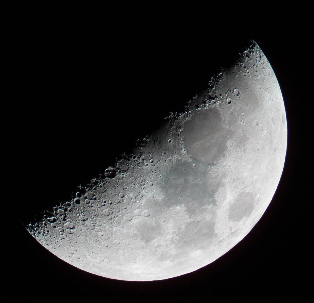 The Lunar X And V