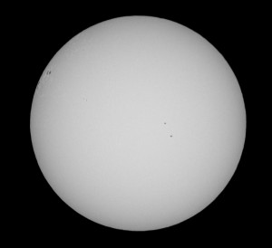 Sun - Complete Globe