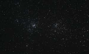 Double Cluster in Perseus - 29/09/2014