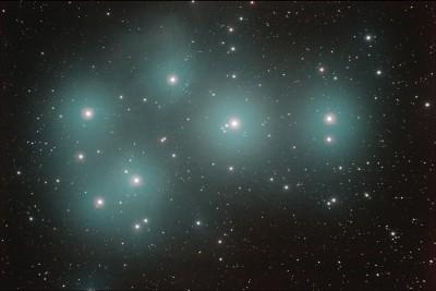M4s - The Pleiades - 30/09/2014