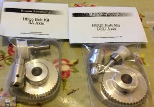 Belt Mod Gears